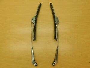 WIPER ARMS - PAIR FROM 1958 STUDEBAKER CHAMPION 58SC1-1D6