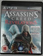 ASSASSINS CREED REVELATIONS - PS3 - GOOD CONDITION - MANUAL