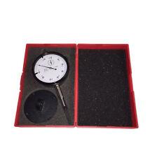 RDGTOOLS ENGINEERS DIAL TEST INDICATOR (DTI) METRIC 0-10MM LUG BACK DIN878