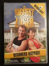 The Biggest Loser Workout : Beginners Workout Region 4 - DVD - Brand New