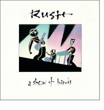 Rush ‎- A Show Of Hands / Mercury Records CD 1989 ‎(836 346-2)