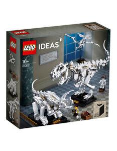 NEW - LEGO Ideas Dinosaur Fossils 21320 - FREE POSTAGE