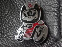 SBK Assen TT NW200 MotoGP UGP Rossi Manx Isle Of Man TT Ducati Pin Badge