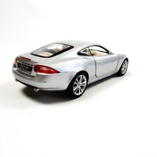 Welly Jaquar XK Coupe Diecast Car 1.24 Scale 22470 Without Box Gray