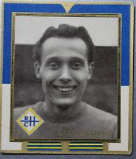 FOOTBALL BILD KÖNIG Fußball 1935/36 UNVERGESSEN † ERICH BURKHARDT * BC HARTA *