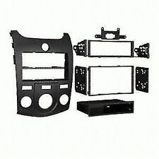 Metra 99-7338B Radio Installation Kit For KIA FORTE 10-13 DIN/Double DIN BLACK