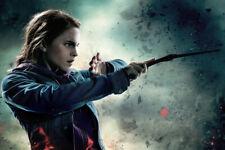 Harry Potter Hermione Magic Art Wall Indoor Room Outdoor Poster - Poster 24x36