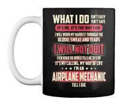 Airplane Mechanic What I Do Gift Coffee Mug