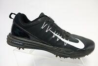 NIKE Lunargolf BOA Lacing Black Sz 13 Men Golf Shoes