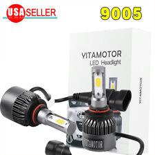 2X 9005 HB3 LED Headlight Bulbs Kit 200W High Beam Light 20000lm HID 6000k Lamp