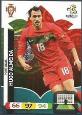 PANINI EURO 2012-ADRENALYN XL-PORTUGAL-HUGO ALMEIDA