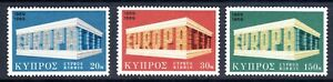 CYPRUS  1969    EUROPA SET          SG 331/3    MNH UM