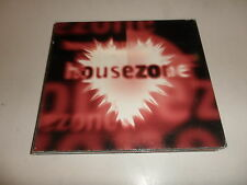Cd    Andy Tex Jones &  Steve Travell  ‎– Housezone Vol. 1