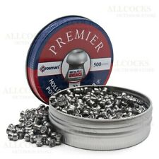 Crosman Premier Hollow Point .22 Airgun Rifle Pistol Hunting Pellets 14.3g 50 LHP22