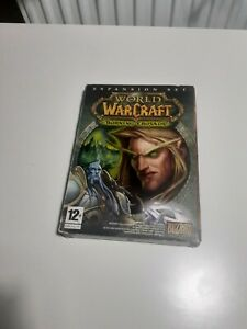 Factory Sealed NEW WOW The Burning Crusade World of Warcraft PC Video Game UK