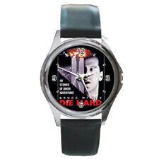 Die Hard (the movie) watch (round metal wristwatch)