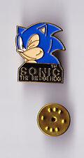 SONIC THE HEDGEHOG SEGA pin badge Gaming Game 4/6