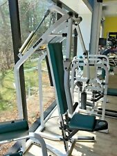 Keiser Seated Chest Press