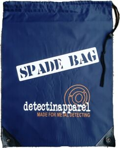 Metal Detecting Metal Detector Deus Minelab Spade Coil Accessories Bag T'shirt