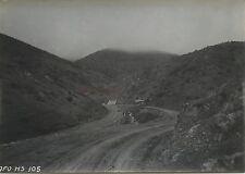 Monastir Grèce TurquieMacédoine Balkans Tirage vintage WW1 Guerre 1917