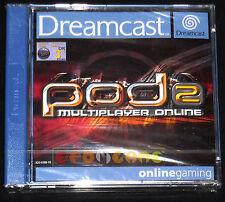 POD 2 Dreamcast DC Versione Europea PAL ••••• NUOVO SIGILLATO