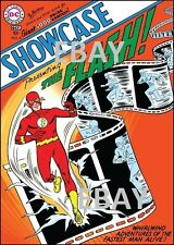 SHOWCASE 4 COVER PRINT 1st Flash