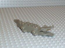 LEGO® Tiere 1x Alligator Krokodil grau Komplett aus 5988 #34