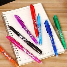 original Erasable Gel Pens/set  Fine Point 8 color pack School Kids Stationery