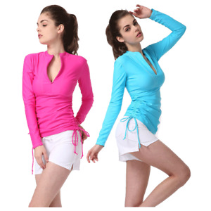 Yobel Womens Jellyfish Swimwear Top for Scuba Diving, Surfing and Snorkeling