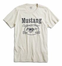 Lucky Brand - Mens XL - Cali Classic 1968 GT/CS Ford Mustang Car Cotton T-Shirt