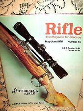 RIFLE 5/6 1976~HENRY SBS~WINCHESTER SCHUETZEN~BROWNING M78 45-70~44/444 RIFLING~