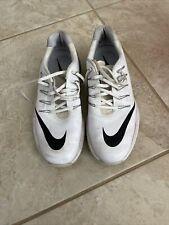 Nike lunarlon Flywire golf shoes Sz 11