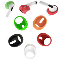Silicone Cover Ear Tips Earbuds Caps Replace for Airpods Pro Bluetooth Earphone