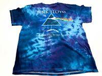 Pink Floyd Band Tee Men's Size XL Tie Die