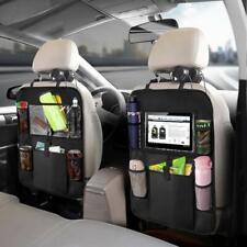 2x Car Back Seat Organiser Multi Pocket Storage Travel Tidy Bag Holder Kids Toy