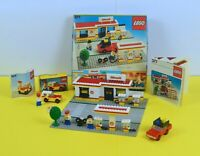 LEGO Classic Town Shell Bundle Job Lot 377 604 with Box and Instructions