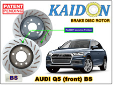 "AUDI Q5 disc rotor KAIDON (front) type ""BS"" spec"
