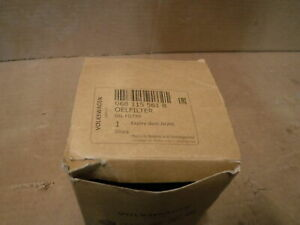1998-2005 VW Volkswagen Passat 1.8T Engine Oil Filter 068115561B OEM GENUINE NEW