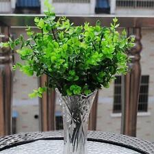 Handmade Green Art Euca Eucalyptus Plant Flowers Office Home Decor Floristry