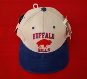NEW Old Stock Buffalo Bills Champion NFL Vintage Collection Throwbacks SB Hat