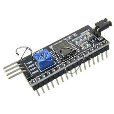 IIC/I2C/TWI/SPI Serial Interface Board Module Port Arduino 1602 2004LCD Display