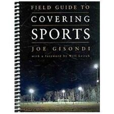 Field Guide to Covering Sports, Gisondi, Joe, Good Book