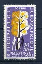 COTE d' IVOIRE, timbre 227, EUROPAFRIQUE, neuf**, MNH