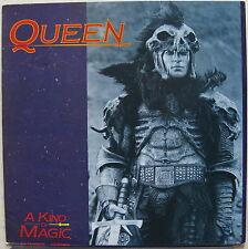 """QUEEN A Kind Of Magic 1986 BRAZIL 12"""" MINTY Freddie MERCURY Brian MAY Highlander"""