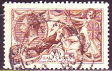 Used Great Britain #173a. Britannia. Very Fine 3. Scv $260
