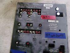 AMI Rowe Audio/Video Controller 40917401