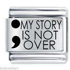 SEMI DUE PUNTI My (MIA) Story DAISY CHARMS da JSC adatta Taglia CLASSICA