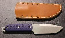 KA5102 Couteau KaBar Snody Big Boss S35VN Blade Leather Sheath Made USA