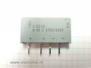 Siemens B80 C 3700/2200
