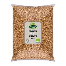 Organic Oat Groats 2kg Certified Organic